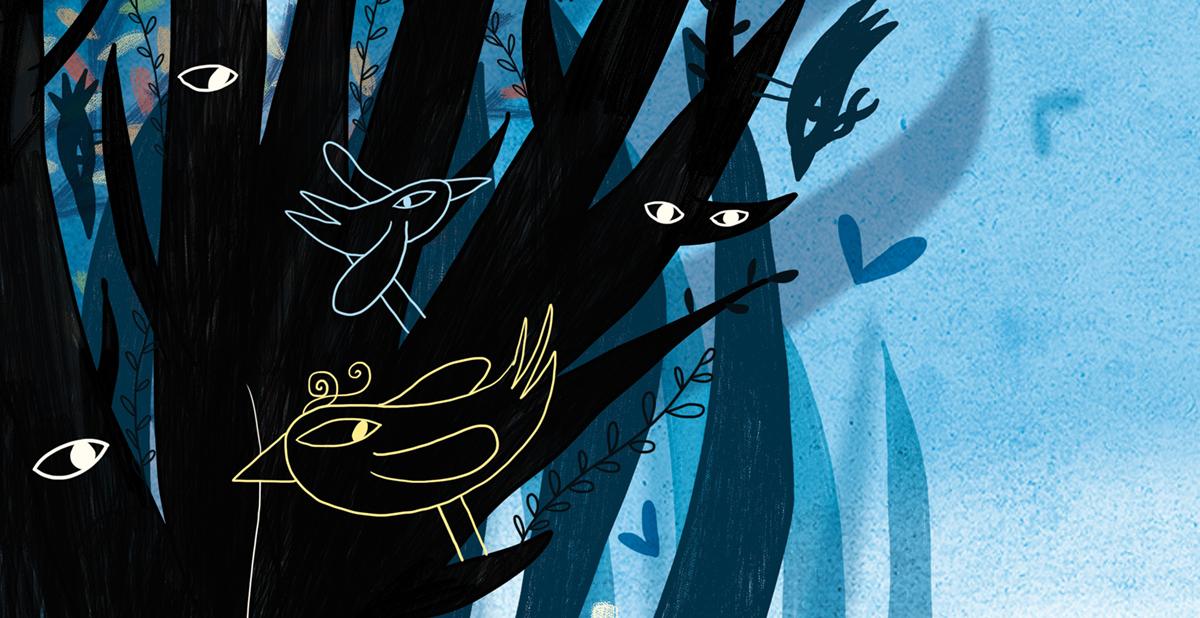 Un mystérieux voyage en forêt | Fabrique des petites utopies