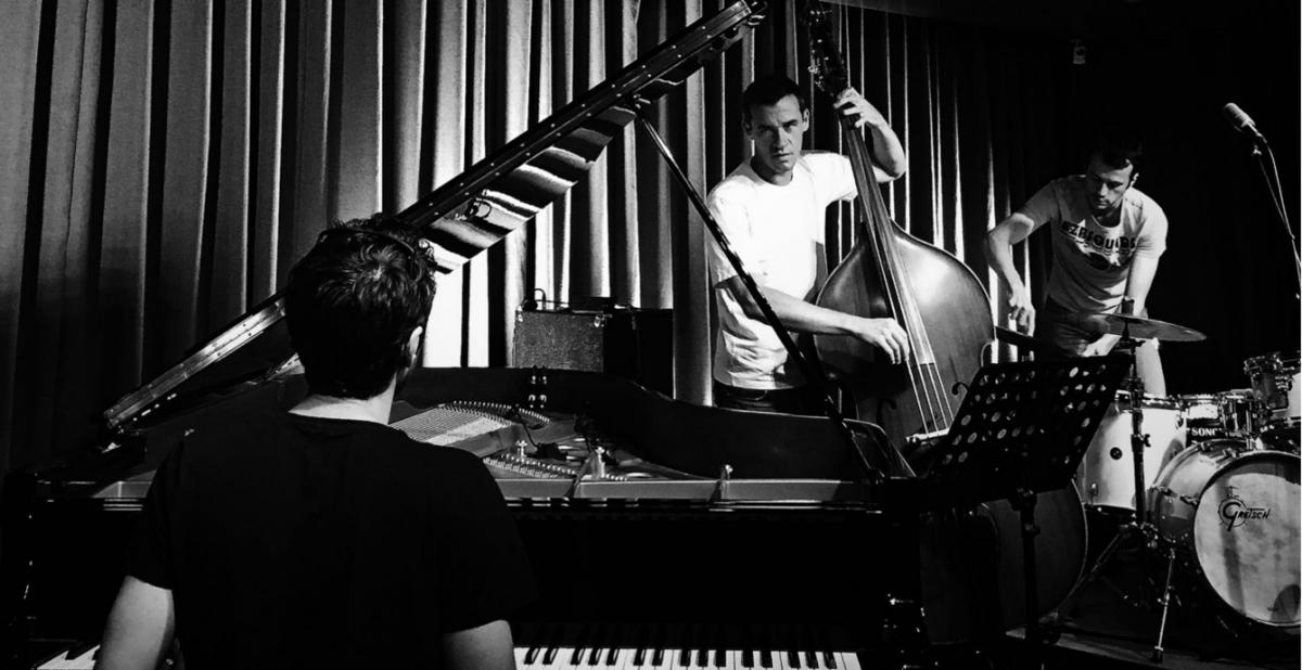 Rémi Panossian Trio RP3