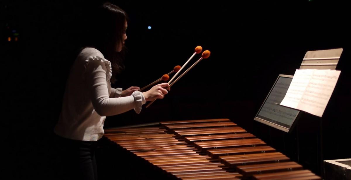 Yuri Hiramitsu | Solo de marimba